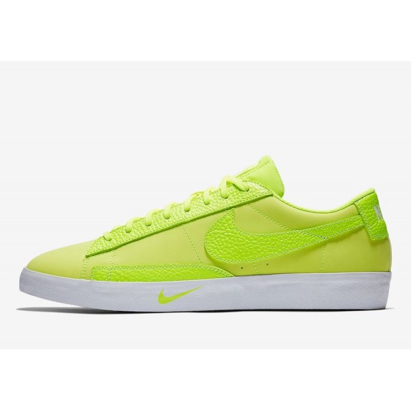 Nike Blazer Low Volt Homme Lifestyle Shoes AT6163-...