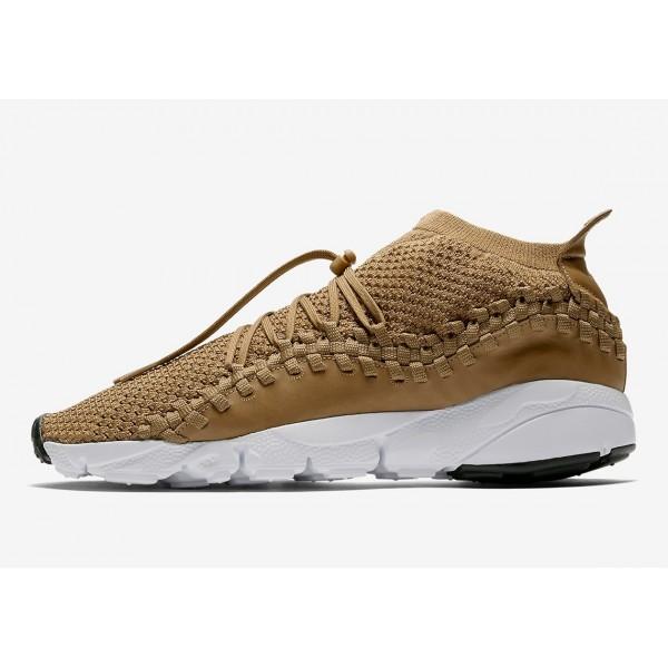 Nike Air Footscape Woven NM Flyknit Mica Vert Chau...