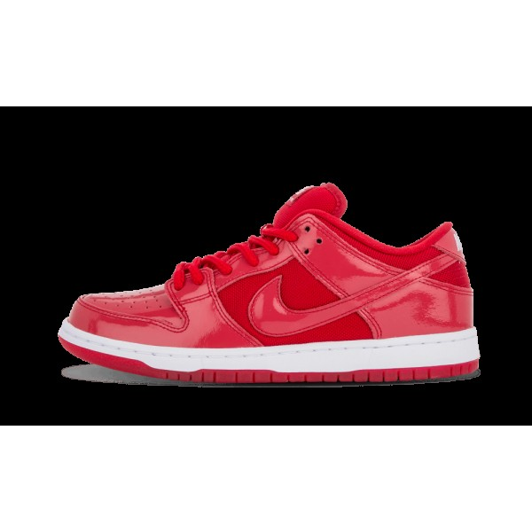 Nike Dunk Low Pro SB Rouge/Blanche 304292-616