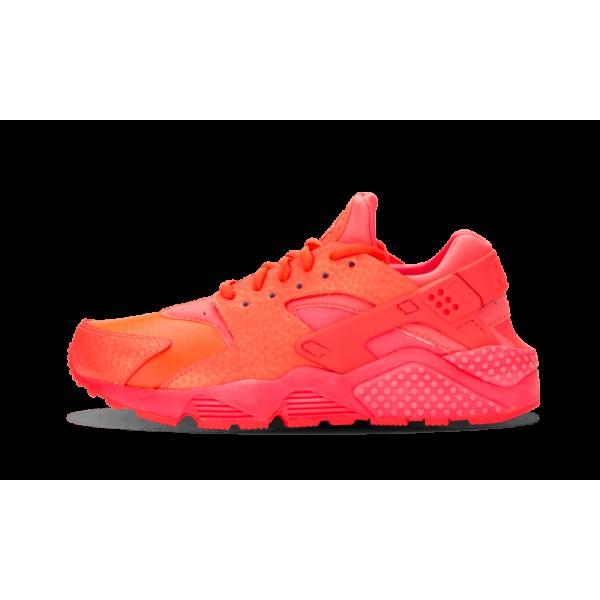 Nike Femme Air Huarache Run PRM Hot Lava 683818-80...