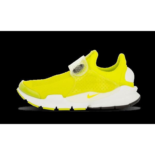 Nike Sock Dart SP Infrared Neon Jaune Volt 686058-...