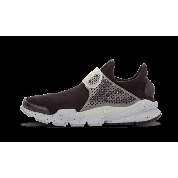 Nike Sock Dart SP Fragment Design Noir Cement Gris...