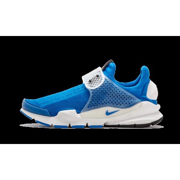 Nike Sock Dart SP/Fragment Photo Bleu/Summit Blanc...