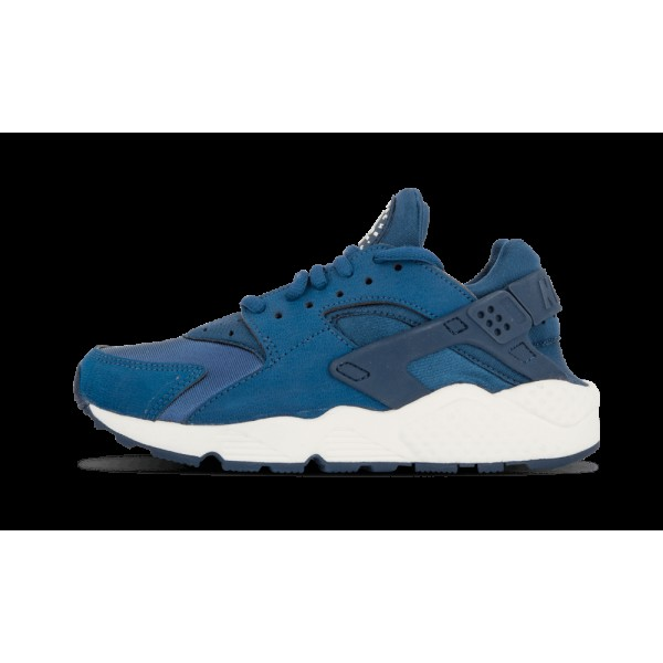 Nike Femme Air Huarache Run Bleu Force/Voile 63483...