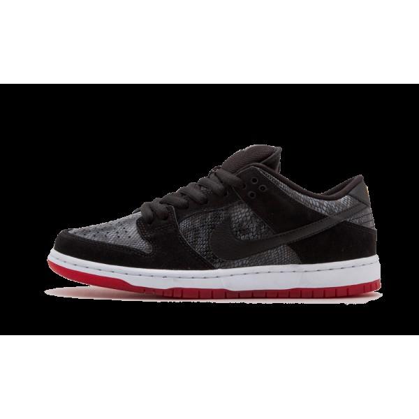 Nike Dunk Low Premium SB Noir/Rouge 313170-017