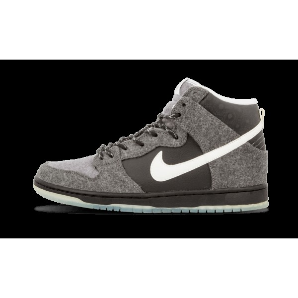 Nike Dunk High Sb Premier Petoskey Charcoal Gris B...