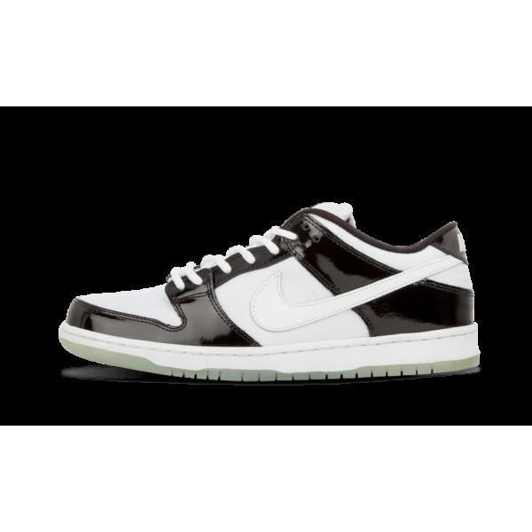 Nike Dunk Low Pro SB Noir/Ice Bleu/Concord Foncé/...