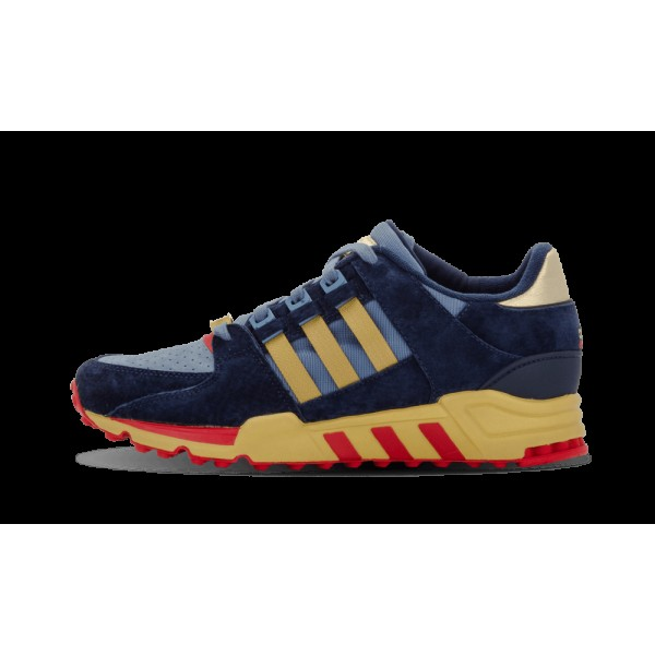Adidas Equipment Running Support Bleu/Or/Rouge C77...