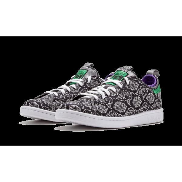 Adidas Stan Smith EM Onix/Noir/Blanche C77415