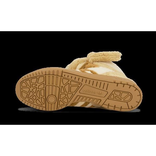Adidas Originals Jeremy Scott JS Teddy Bear Marron G44000