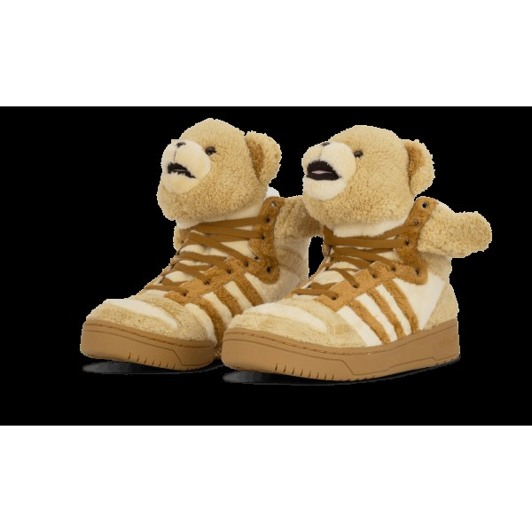 Adidas Originals Jeremy Scott JS Teddy Bear Marron G44000