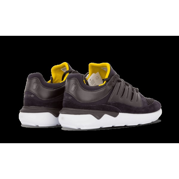 Adidas Tubular 93 Originals Chaussure de running Noir/Blanche B25863