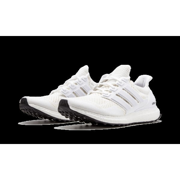 Adidas Ultra Boost Homme Triple Blanche S77416