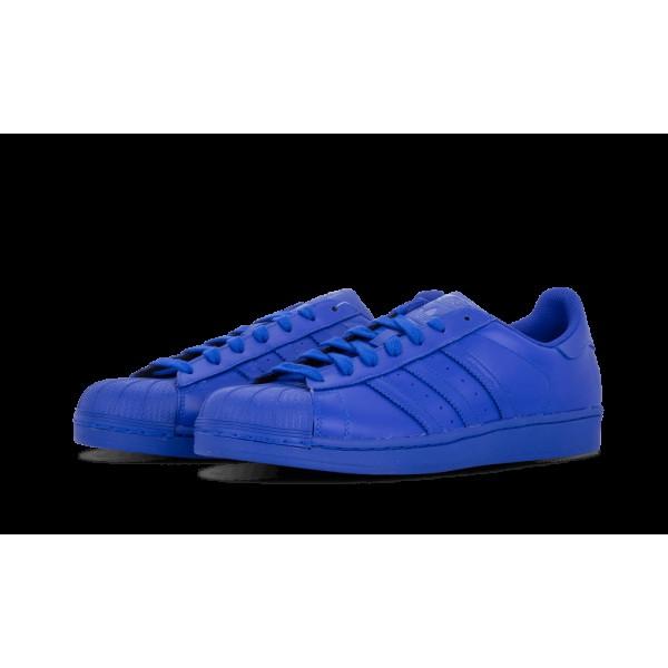 Adidas Superstar Supercolor Pack Bold Bleu S41814