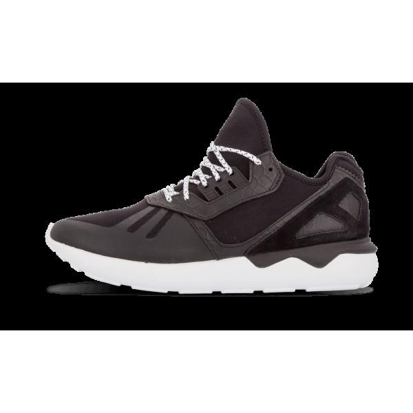 Adidas Tubular Runner Noir/Blanche Chaussures de r...