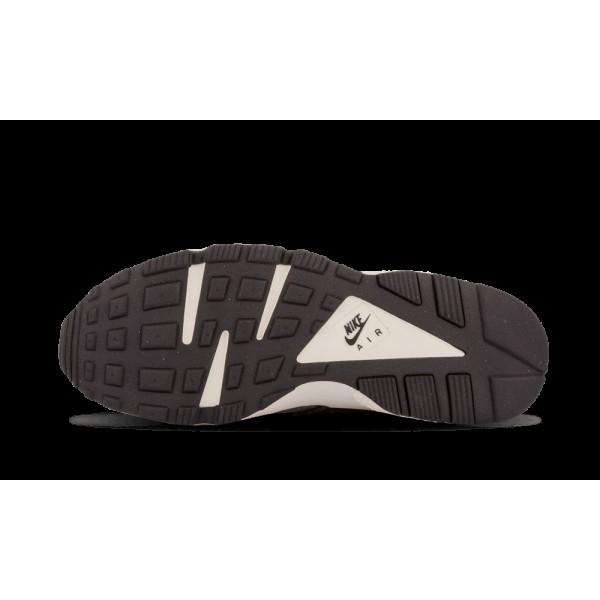 Homme Nike Air Huarache 318429-013 Mine Gris Vert Chaussures
