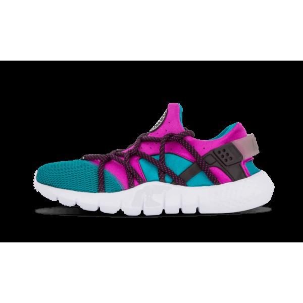 Nike Huarache NM Chaussures de Homme Radiant Emera...