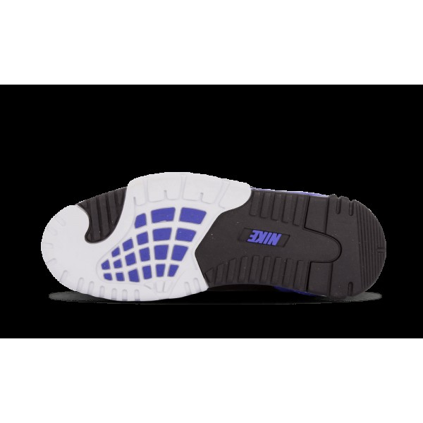 Nike Air Chaussure 2 PRM QS Noir/Persian Violet/Blanche 632193-001