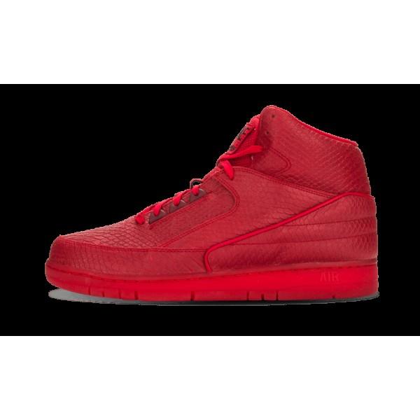 Nike Air Python PRM Gym Rouge/Noir 705066-600