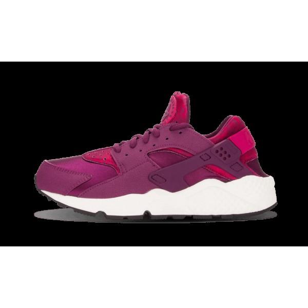 Nike Femme Air Huarache Run Print Sport Fuchsia/No...