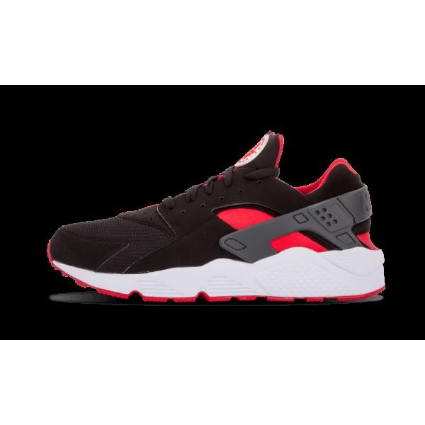 Nike Air Huarache Noir/Rouge 318429-016