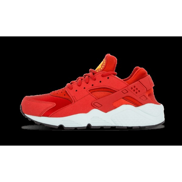 Nike Femme Air Huarache Run Cinnabar/Laser Orange/...