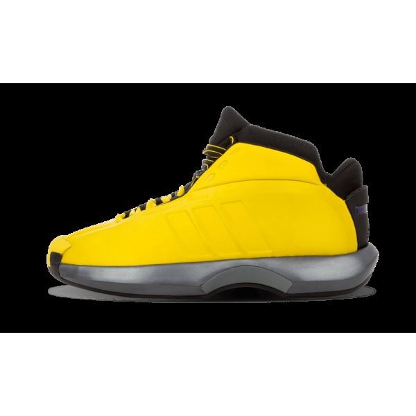 Adidas Crazy 1 Chaussures de Homme G98371 Triple j...