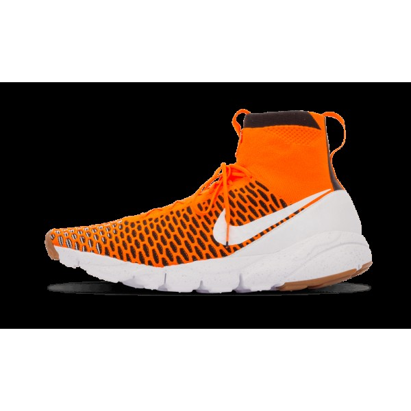 Nike Air Footscape Magista SP Total Orange/Blanche...