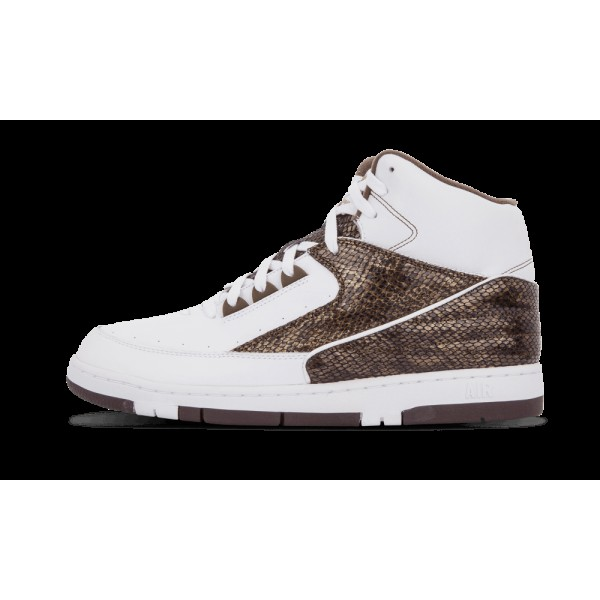 Nike Air Python Lux SP Blanche/Baroque Marron 6326...