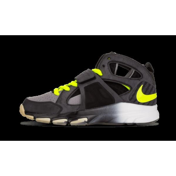 Nike Zoom Huarache TR Mid WM Noir/Volt/Cool Gris 4...