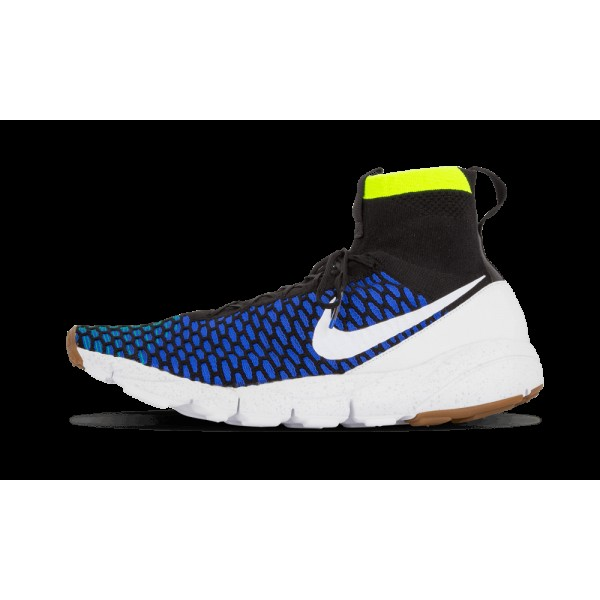 Nike Air Footscape Magista SP Noir/Blanche/Game Ro...