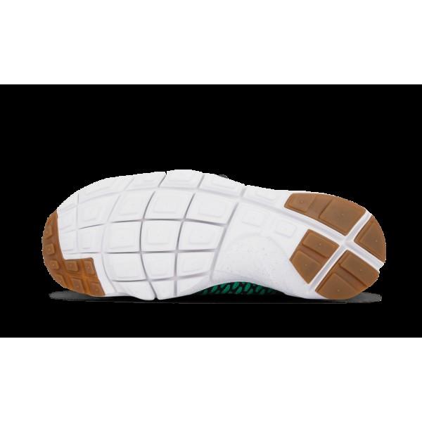 Nike Air Footscape Magista SP Noir/Blanche/Game Royal/Volt 652960-002