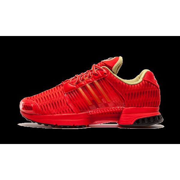 Adidas Clima Cool 1 Rouge/Or métallique/Noir BA86...