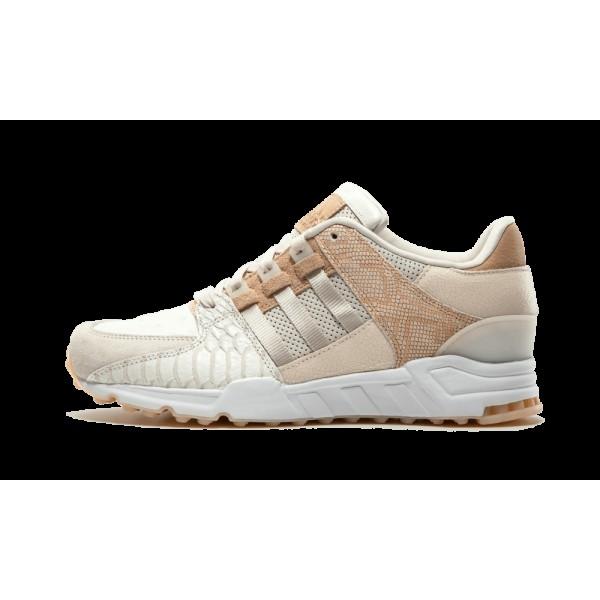 Adidas Equipment Running Support Blanche/Marron F3...