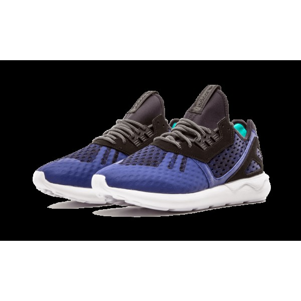 Adidas Tubular Runner Noir Lush Ink Shock Mint AQ2916