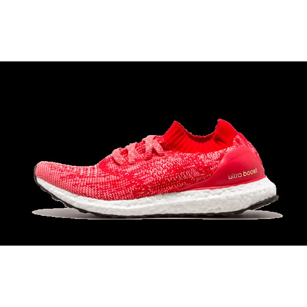 Adidas Ultra Boost Uncaged Femme Rose/Blanche BB39...