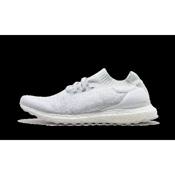 Adidas Ultra Boost Uncaged LTD Triple Blanche Homm...