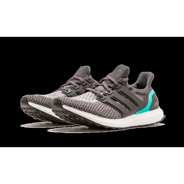 Adidas Ultra Boost Homme Solid Gris/Mint Shock/Blanche AQ5931