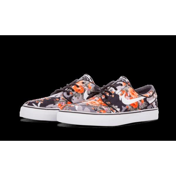 Nike Zoom Stefan Janoski PR Multicolore/Noir/Mandarin 482972-908