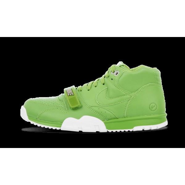 Nike Air Chaussure 1 MID SP/Fragment Chlorophyll/B...