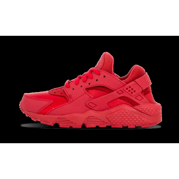 "Femme Nike Air Huarache Run ""Gym Rouge"" ..."