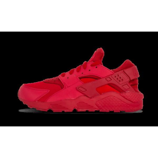 Nike Air Huarache Varsity Rouge Rouge 318429-660 H...