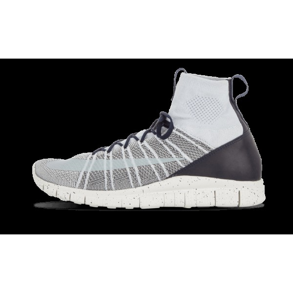 Nike Free Flyknit Mercurial - Pure Platinum/Summit...