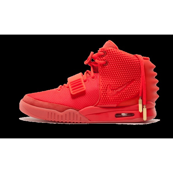 Nike Air Yeezy II NRG Rouge October Rouge 508214-6...