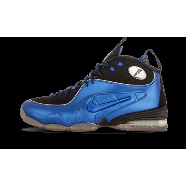 Nike 1/2 Cent Varsity Royal/Noir/Métallique Argen...