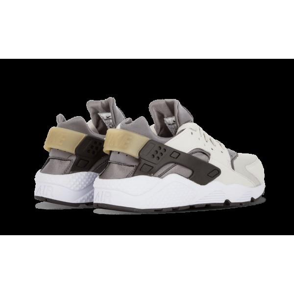 Nike Air Huarache Ash Gris Clair/Noir/Cool Gris 318429-005