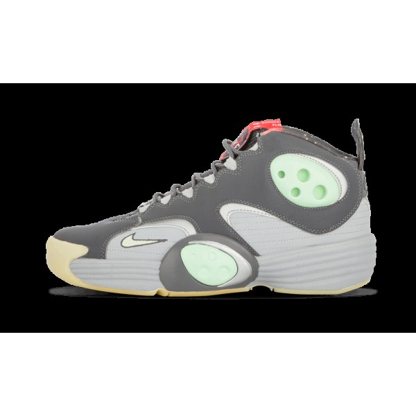 Nike Flight One NRG Gris foncé/Fresh Mint/Wolf Gr...