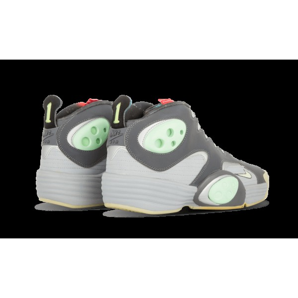 Nike Flight One NRG Gris foncé/Fresh Mint/Wolf Gris 520502-030