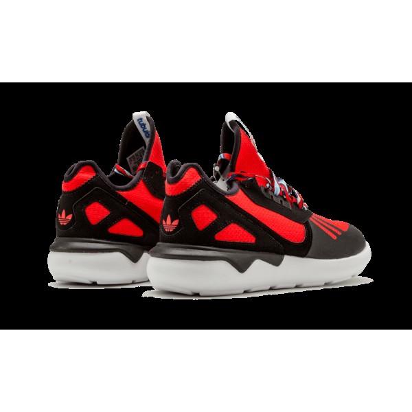 Adidas Tubular Runner Noir/Rouge/Blanche B25952