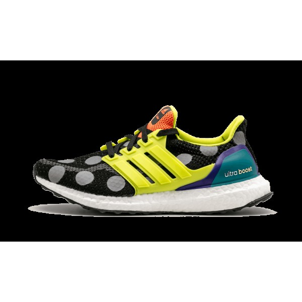 Adidas Ultra Boost Kolor Noir/Multicolore BA9956